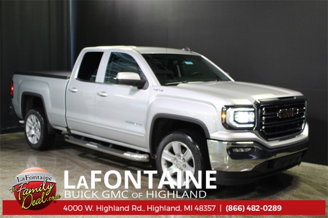 2018 Sierra 1500 Extended Cab 4x4, Pickup #18G2110 - photo 8