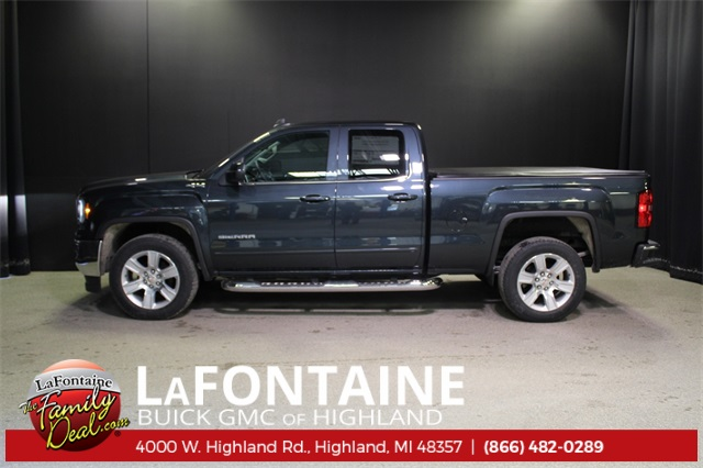 2018 Sierra 1500 Extended Cab 4x4, Pickup #18G2134 - photo 3