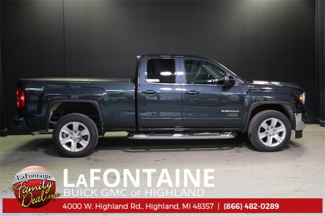 2018 Sierra 1500 Extended Cab 4x4, Pickup #18G2134 - photo 7