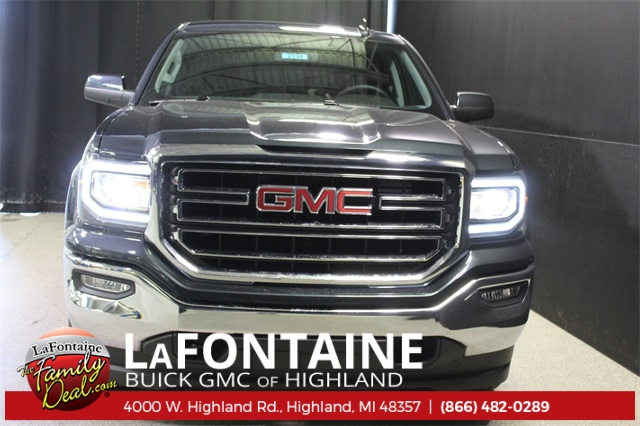 2018 Sierra 1500 Extended Cab 4x4, Pickup #18G2134 - photo 9