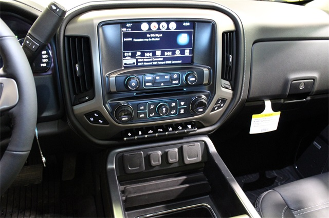 2018 Sierra 2500 Crew Cab 4x4, Pickup #18G2160 - photo 15