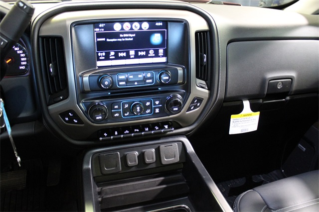 2018 Sierra 2500 Crew Cab 4x4, Pickup #18G2160 - photo 18