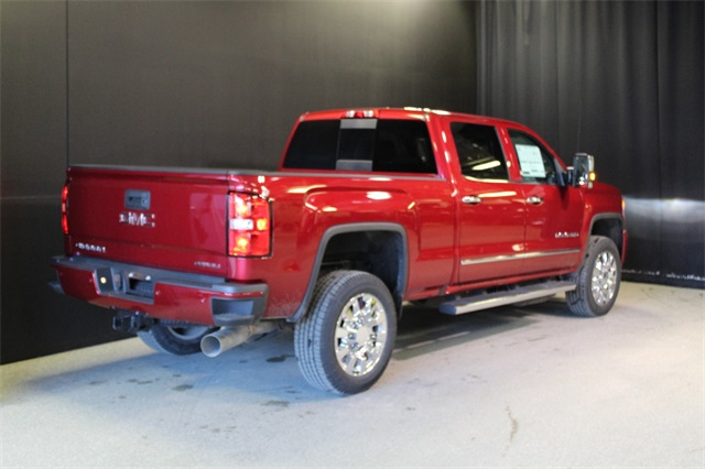 2018 Sierra 2500 Crew Cab 4x4, Pickup #18G2160 - photo 6