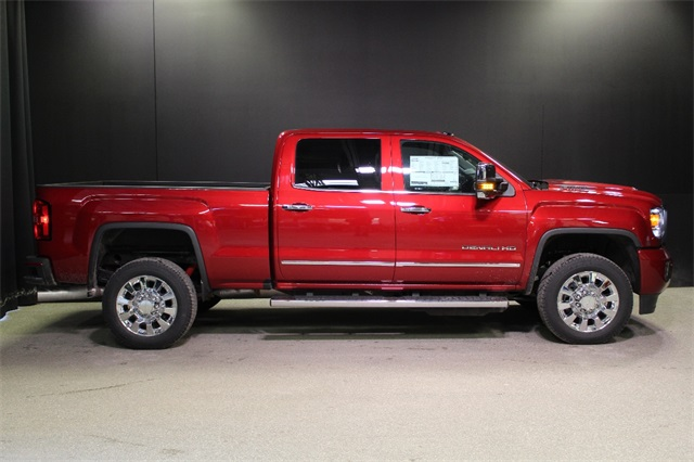 2018 Sierra 2500 Crew Cab 4x4, Pickup #18G2160 - photo 7