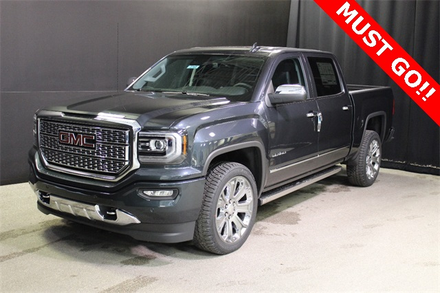 2018 Sierra 1500 Crew Cab 4x4,  Pickup #18G2663 - photo 1