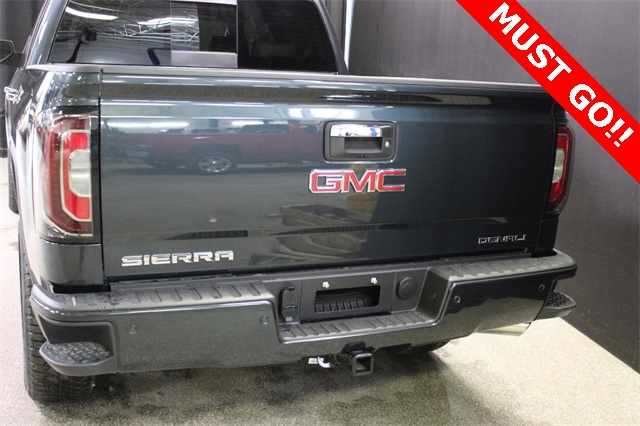 2018 Sierra 1500 Crew Cab 4x4,  Pickup #18G2663 - photo 2