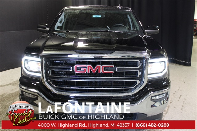 2018 Sierra 1500 Extended Cab 4x4,  Pickup #18G2733 - photo 3