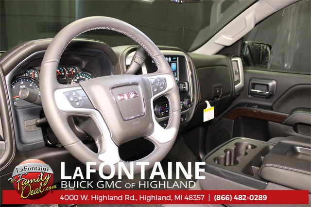 2018 Sierra 1500 Extended Cab 4x4,  Pickup #18G2733 - photo 12