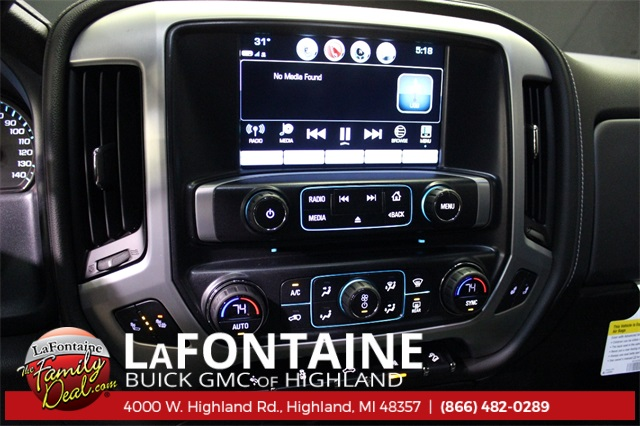 2018 Sierra 1500 Extended Cab 4x4,  Pickup #18G2733 - photo 16