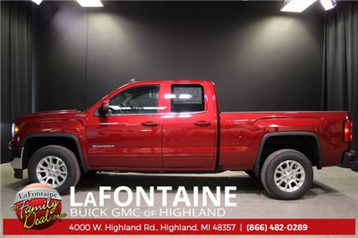2018 Sierra 1500 Extended Cab 4x4, Pickup #18G2768 - photo 17
