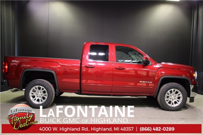 2018 Sierra 1500 Extended Cab 4x4, Pickup #18G2768 - photo 5