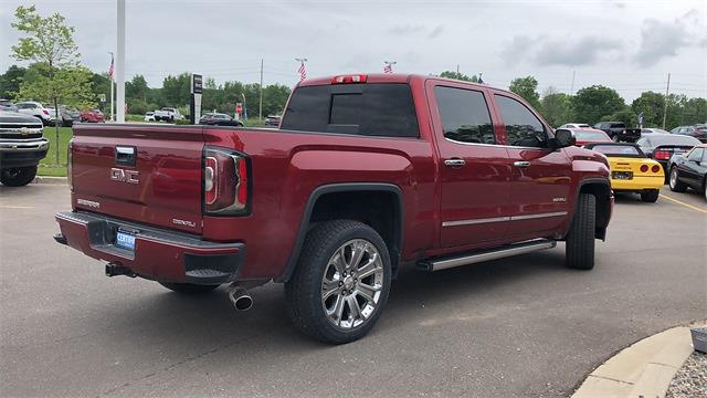 2018 Sierra 1500 Crew Cab 4x4,  Pickup #18G2801 - photo 5
