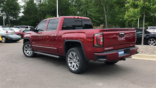 2018 Sierra 1500 Crew Cab 4x4,  Pickup #18G2801 - photo 7