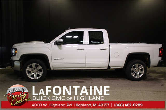 2018 Sierra 1500 Extended Cab 4x4,  Pickup #18G2851 - photo 7