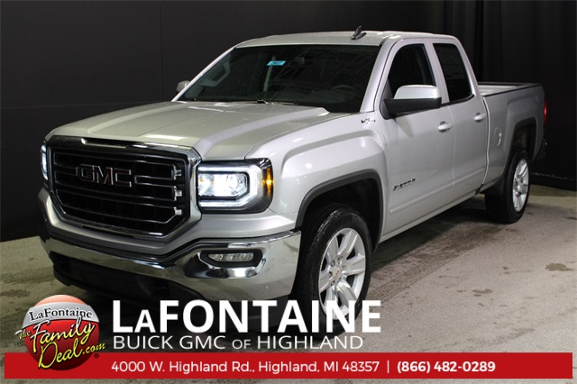 2018 Sierra 1500 Extended Cab 4x4,  Pickup #18G2937 - photo 1