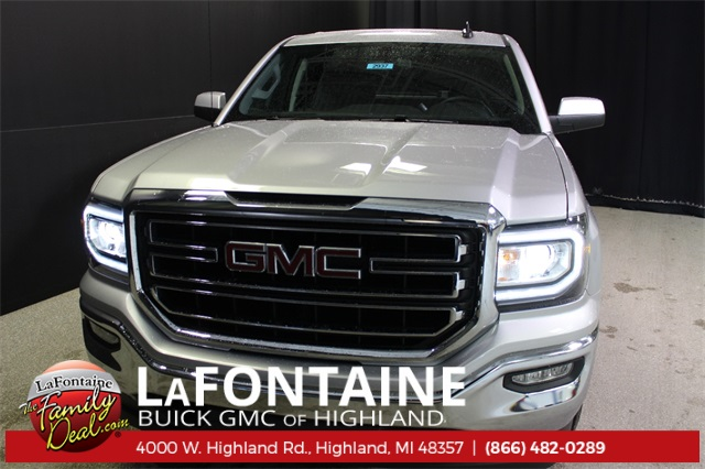 2018 Sierra 1500 Extended Cab 4x4,  Pickup #18G2937 - photo 3