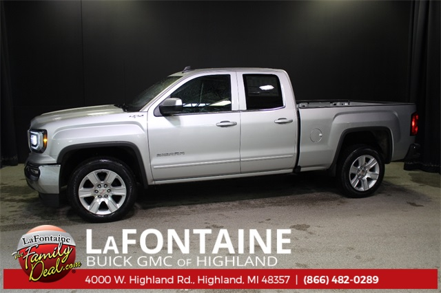 2018 Sierra 1500 Extended Cab 4x4,  Pickup #18G2937 - photo 7