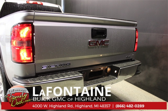 2018 Sierra 1500 Extended Cab 4x4,  Pickup #18G2937 - photo 2