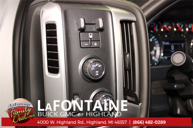 2018 Sierra 1500 Extended Cab 4x4,  Pickup #18G3104 - photo 13