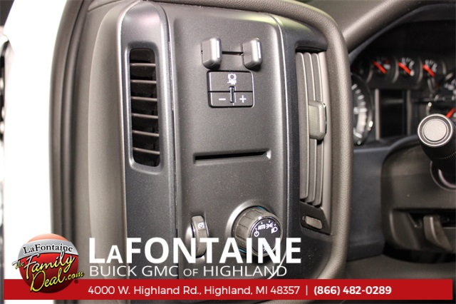 2018 Sierra 3500 Regular Cab 4x4,  Pickup #18G3108 - photo 12