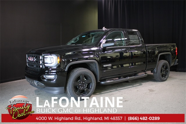 2018 Sierra 1500 Extended Cab 4x4,  Pickup #18G3178 - photo 1