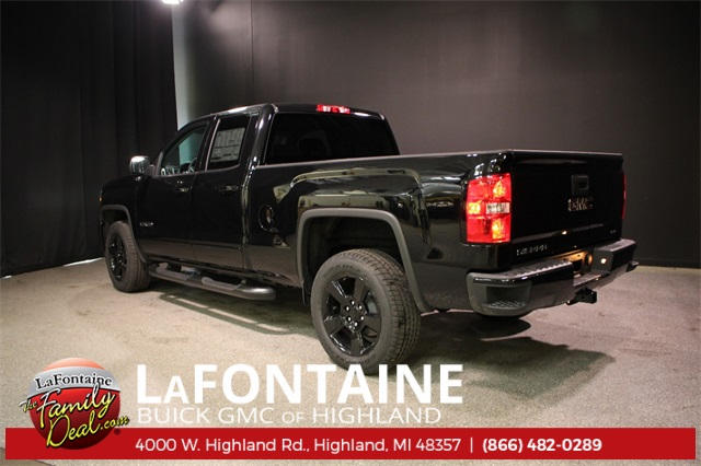 2018 Sierra 1500 Extended Cab 4x4,  Pickup #18G3178 - photo 2