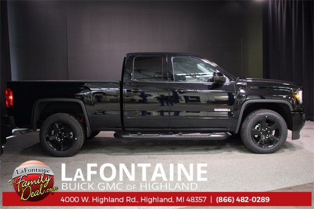 2018 Sierra 1500 Extended Cab 4x4,  Pickup #18G3178 - photo 6