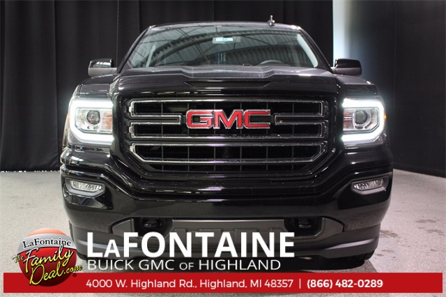 2018 Sierra 1500 Extended Cab 4x4,  Pickup #18G3178 - photo 8