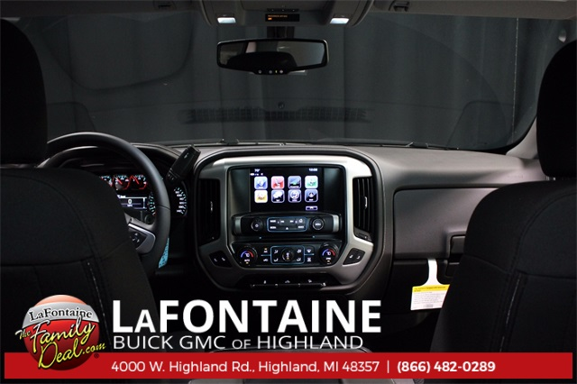 2018 Sierra 1500 Extended Cab 4x4,  Pickup #18G3178 - photo 22