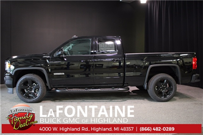 2018 Sierra 1500 Extended Cab 4x4,  Pickup #18G3178 - photo 3