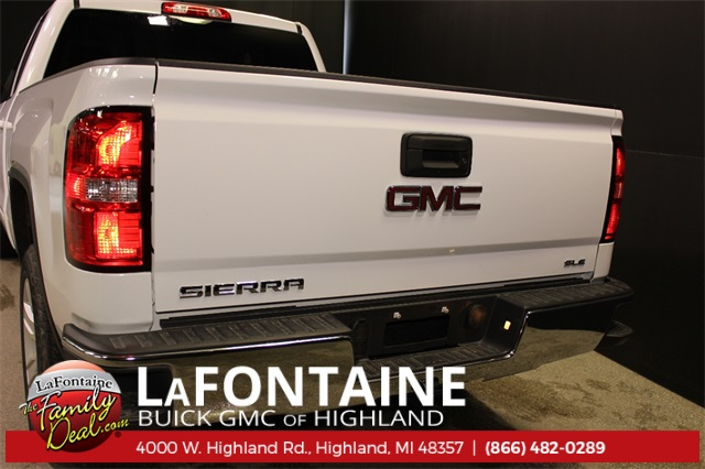 2018 Sierra 1500 Extended Cab 4x4,  Pickup #18G3457 - photo 2