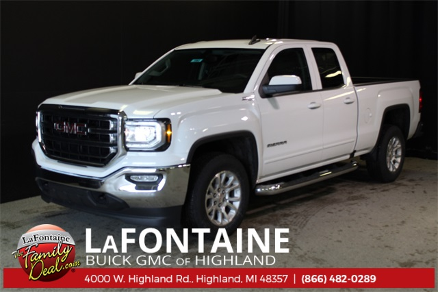 2018 Sierra 1500 Extended Cab 4x4, Pickup #18G3459 - photo 1