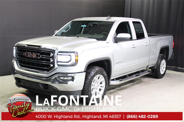 2018 Sierra 1500 Extended Cab 4x4,  Pickup #18G3491 - photo 1