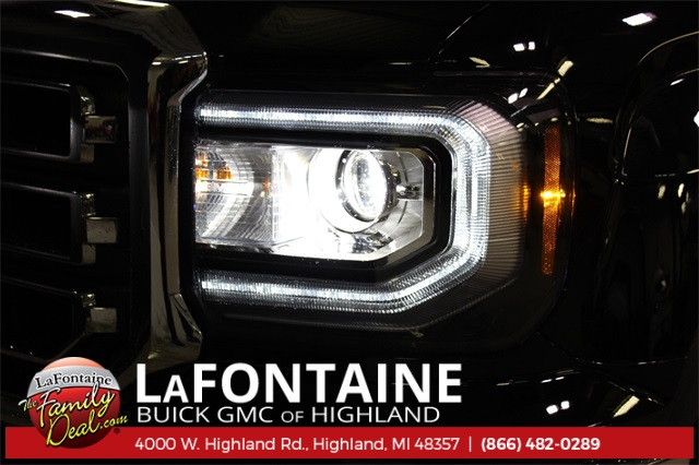 2018 Sierra 1500 Extended Cab 4x4,  Pickup #18G3526 - photo 4