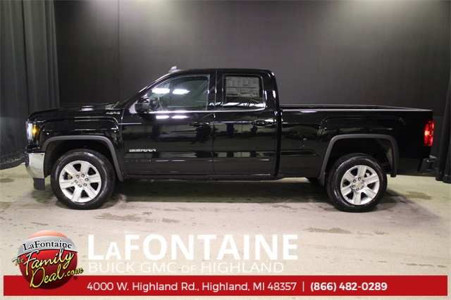 2018 Sierra 1500 Extended Cab 4x4,  Pickup #18G3526 - photo 6