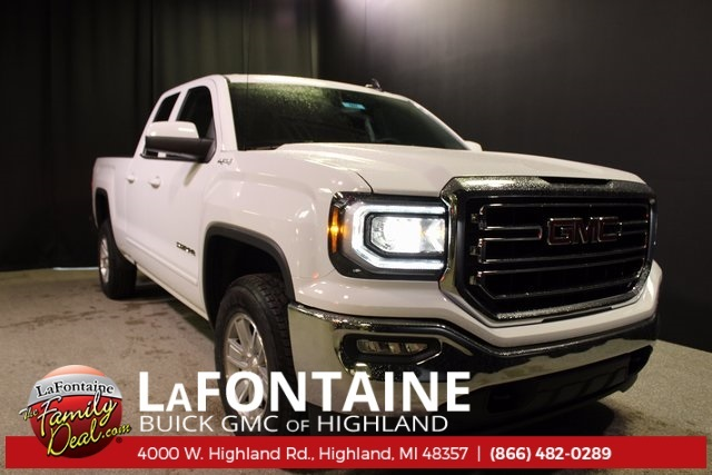 2018 Sierra 1500 Extended Cab 4x4,  Pickup #18G3687 - photo 1