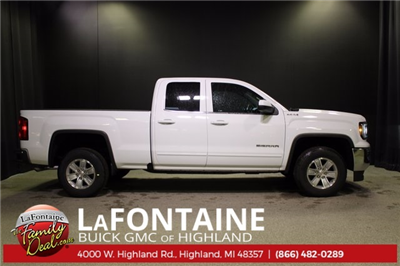 2018 Sierra 1500 Extended Cab 4x4,  Pickup #18G3687 - photo 3