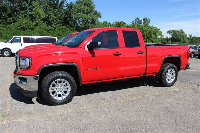 2018 Sierra 1500 Extended Cab 4x4,  Pickup #18G3724 - photo 7