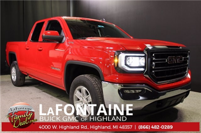 2018 Sierra 1500 Extended Cab 4x4,  Pickup #18G3775 - photo 3