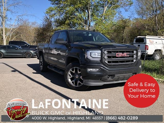 2018 Sierra 1500 Extended Cab 4x4,  Pickup #18G4016 - photo 1