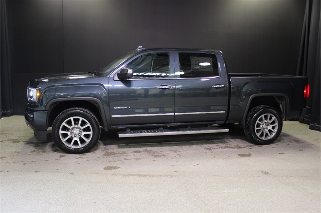 2018 Sierra 1500 Crew Cab 4x4,  Pickup #18G4309 - photo 7