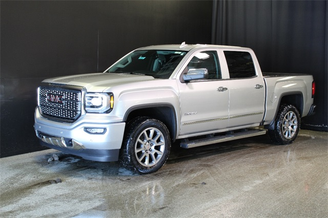 2018 Sierra 1500 Crew Cab 4x4,  Pickup #18G4387 - photo 1