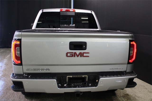 2018 Sierra 1500 Crew Cab 4x4,  Pickup #18G4387 - photo 4