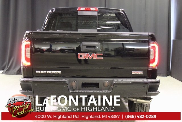 2018 Sierra 1500 Crew Cab 4x4,  Pickup #18G4569 - photo 15