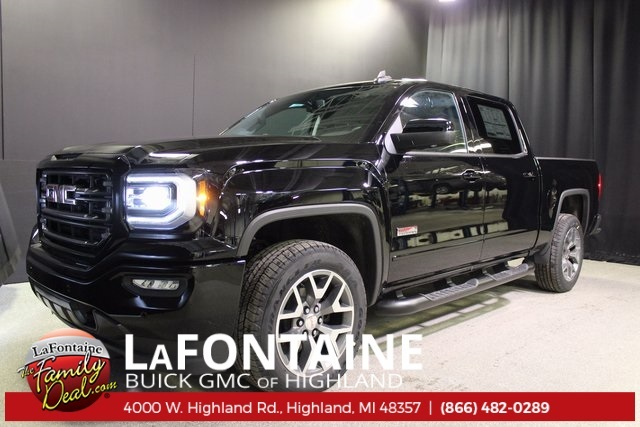 2018 Sierra 1500 Crew Cab 4x4,  Pickup #18G4569 - photo 19