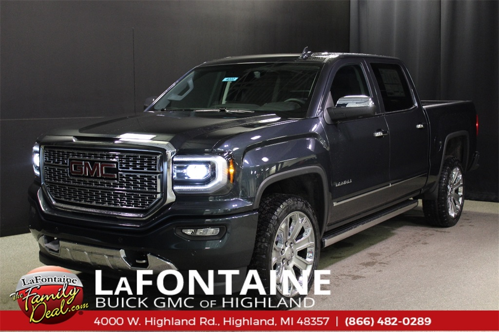 2018 Sierra 1500 Crew Cab 4x4,  Pickup #18G4619 - photo 1