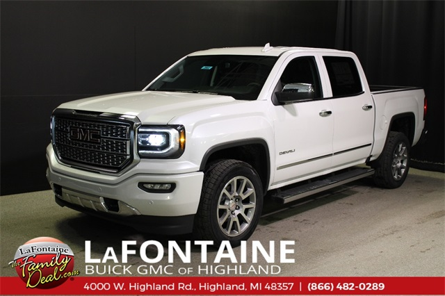 2018 Sierra 1500 Crew Cab 4x4,  Pickup #18G4694 - photo 1