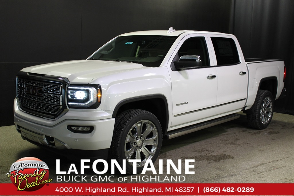 2018 Sierra 1500 Crew Cab 4x4,  Pickup #18G4725 - photo 1
