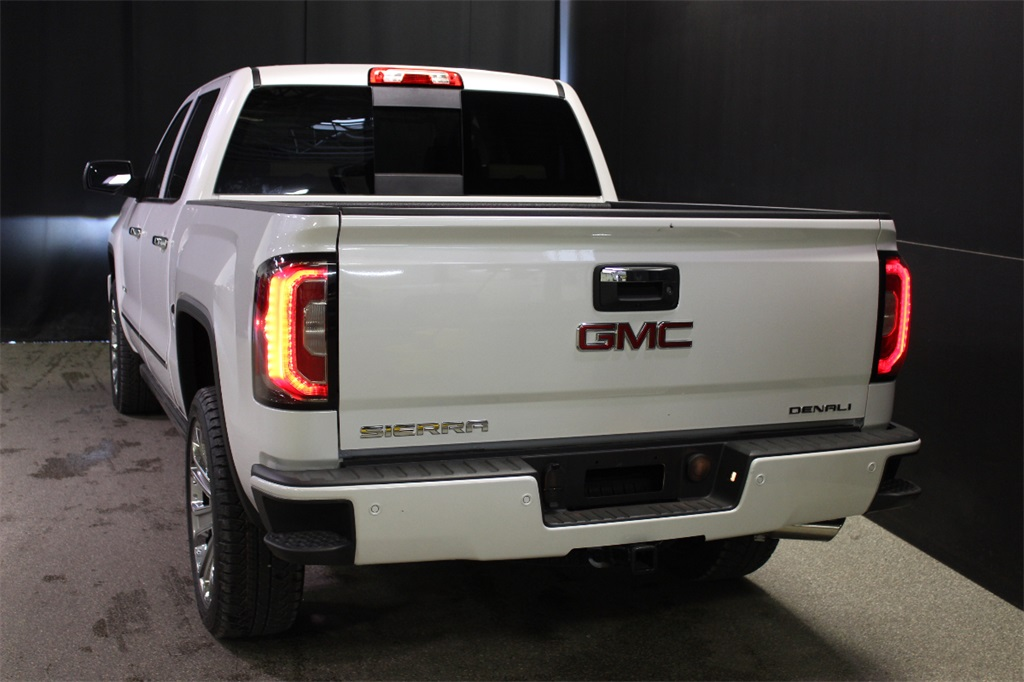 2018 Sierra 1500 Crew Cab 4x4,  Pickup #18G4725 - photo 2