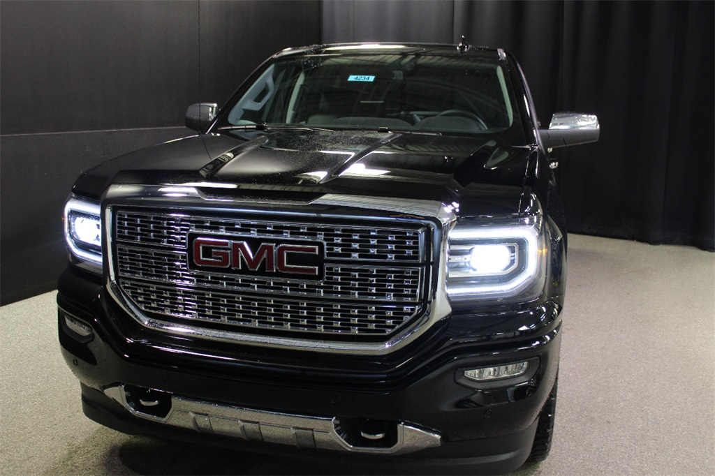 2018 Sierra 1500 Crew Cab 4x4,  Pickup #18G4735 - photo 3